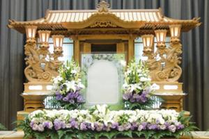 一般葬(1日プラン)
